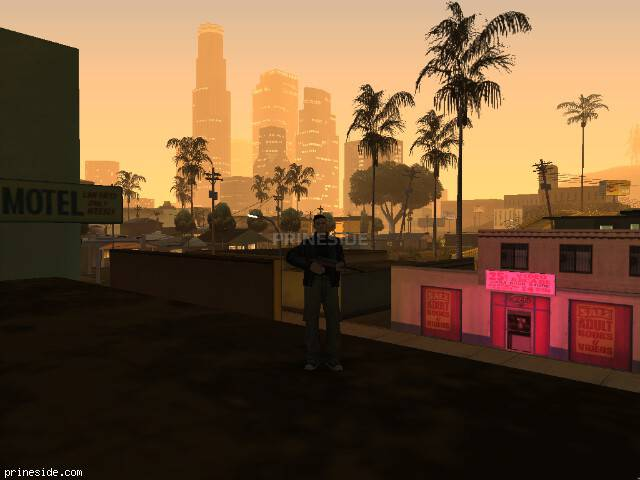 Просмотр погоды GTA San Andreas с ID 57 в 1 часов