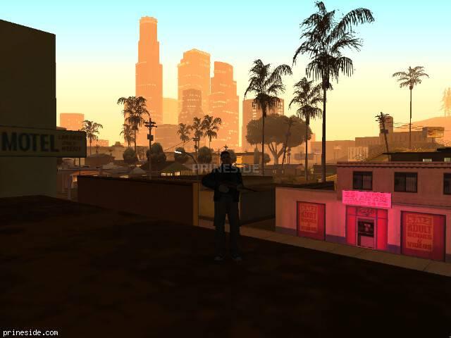 Просмотр погоды GTA San Andreas с ID 57 в 4 часов