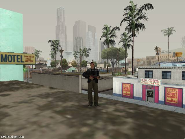 GTA San Andreas weather ID -454 at 9 hours