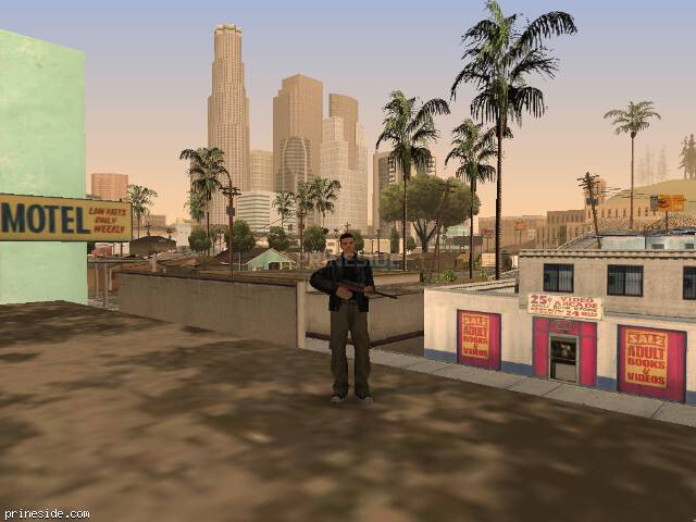 GTA San Andreas weather ID 59 at 13 hours