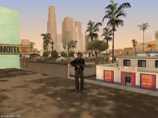 Просмотр погоды GTA San Andreas с ID 827 в 13 часов