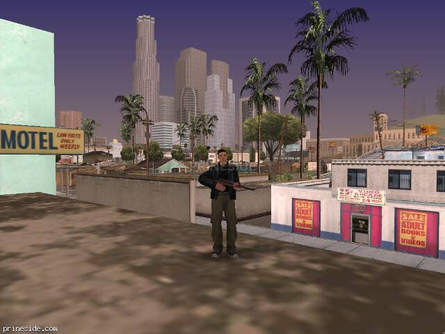 GTA San Andreas weather ID -453 at 18 hours
