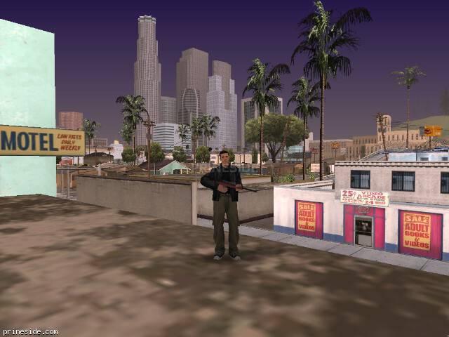 Просмотр погоды GTA San Andreas с ID -453 в 19 часов