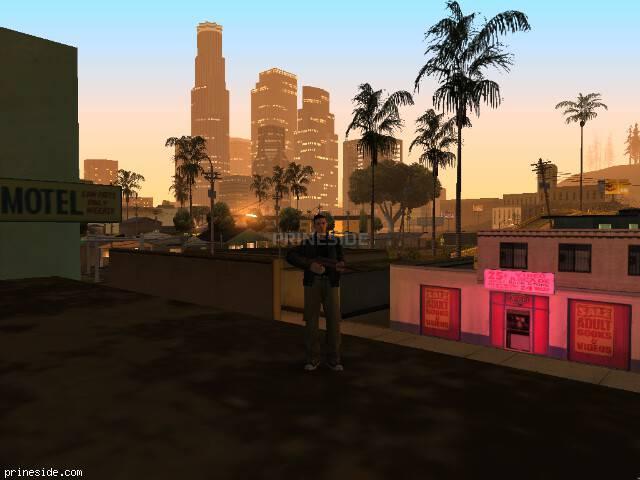 Просмотр погоды GTA San Andreas с ID 59 в 1 часов