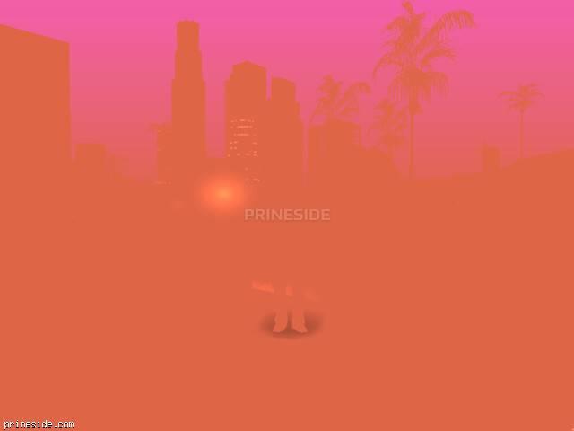 Просмотр погоды GTA San Andreas с ID 59 в 23 часов