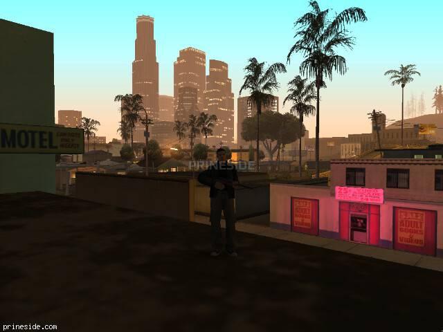 Просмотр погоды GTA San Andreas с ID 571 в 5 часов