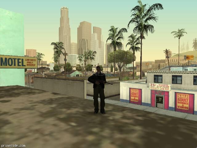 Просмотр погоды GTA San Andreas с ID 827 в 7 часов