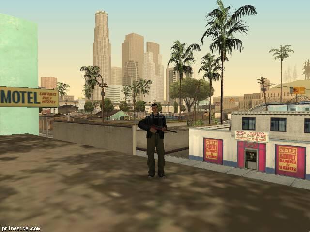 Просмотр погоды GTA San Andreas с ID 827 в 9 часов