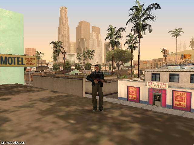 GTA San Andreas weather ID 828 at 12 hours