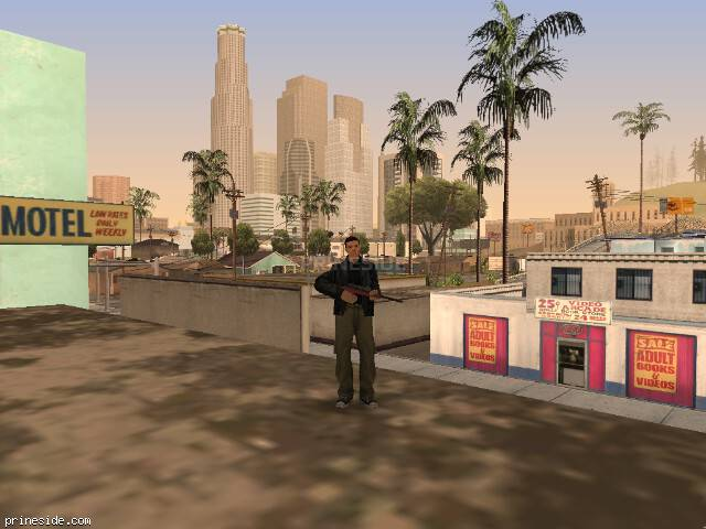 GTA San Andreas weather ID -196 at 13 hours