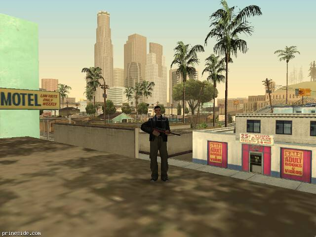 GTA San Andreas weather ID 60 at 9 hours