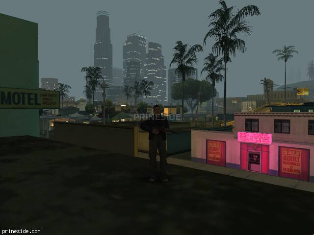GTA San Andreas weather ID 61 at 5 hours