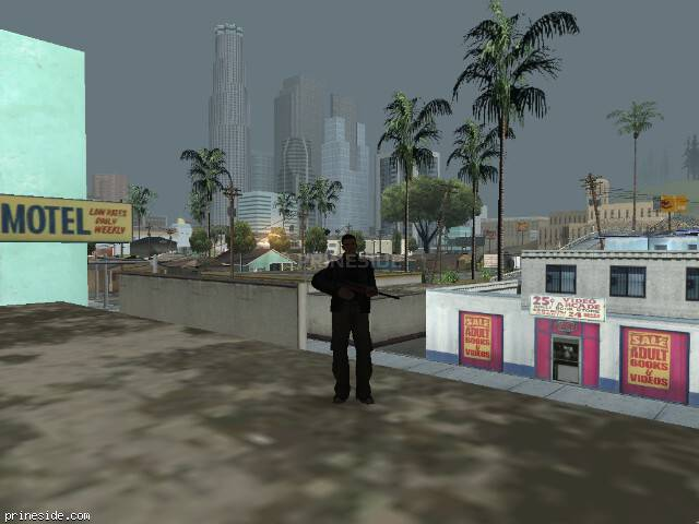 GTA San Andreas weather ID 61 at 7 hours
