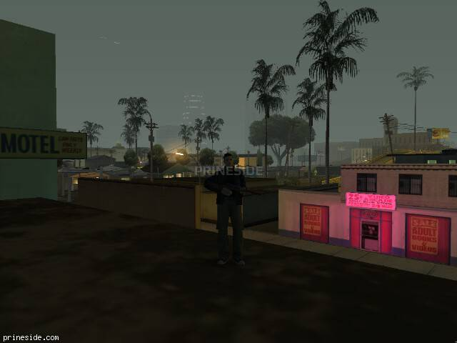 GTA San Andreas weather ID 62 at 4 hours