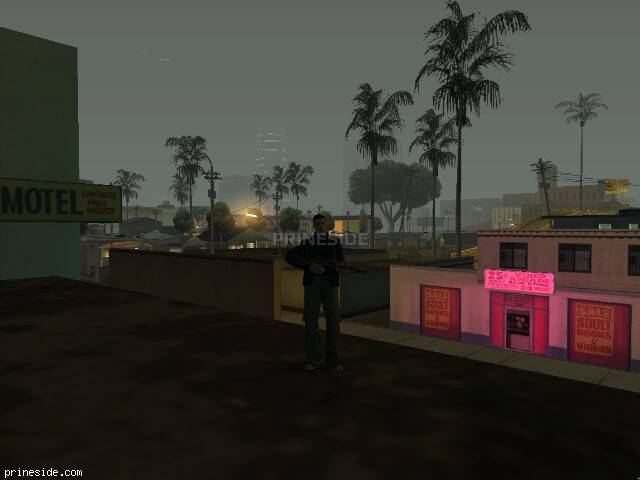 GTA San Andreas weather ID 62 at 5 hours