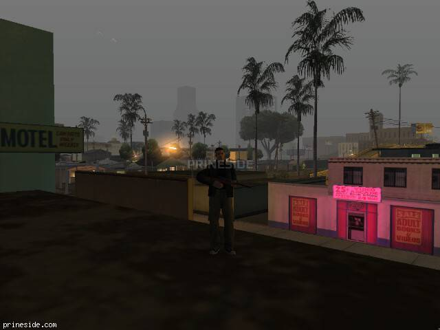 GTA San Andreas weather ID 62 at 6 hours