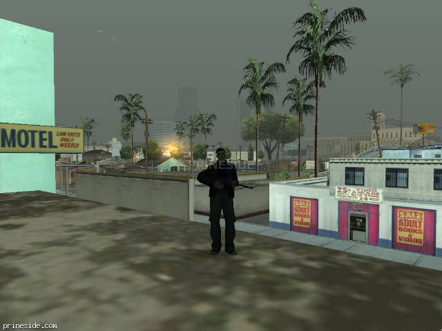 GTA San Andreas weather ID 62 at 7 hours