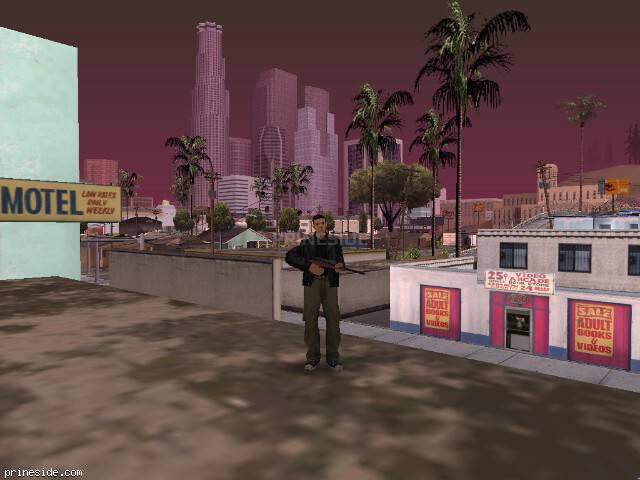 GTA San Andreas weather ID 63 at 16 hours