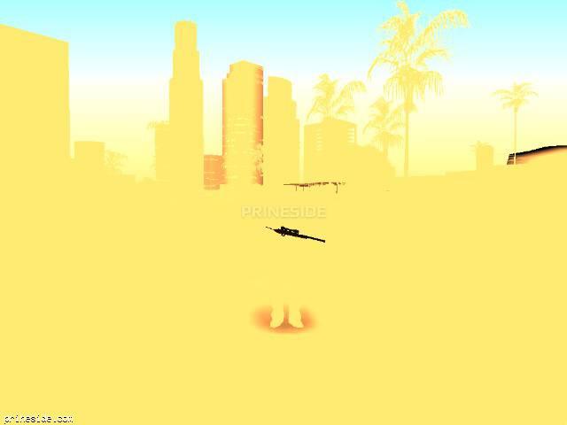 Просмотр погоды GTA San Andreas с ID 320 в 0 часов