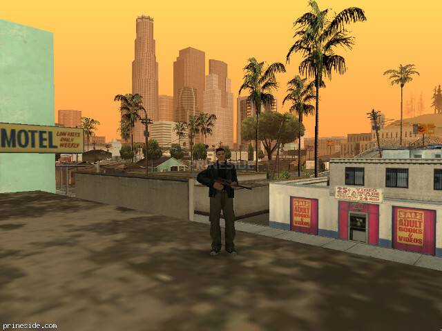 GTA San Andreas weather ID 64 at 12 hours