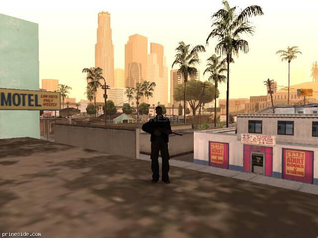 Просмотр погоды GTA San Andreas с ID -448 в 7 часов
