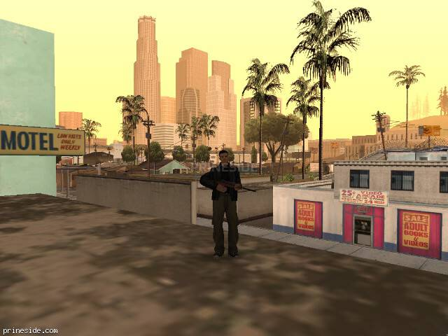 GTA San Andreas weather ID -960 at 9 hours