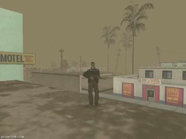 Просмотр погоды GTA San Andreas с ID 65 в 10 часов