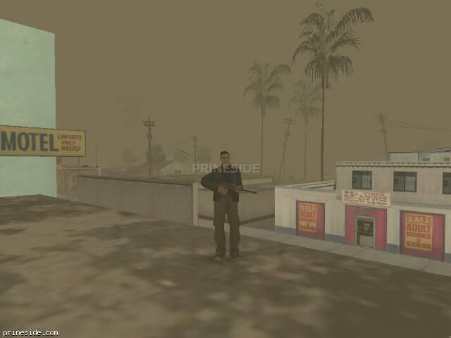 Просмотр погоды GTA San Andreas с ID -191 в 13 часов