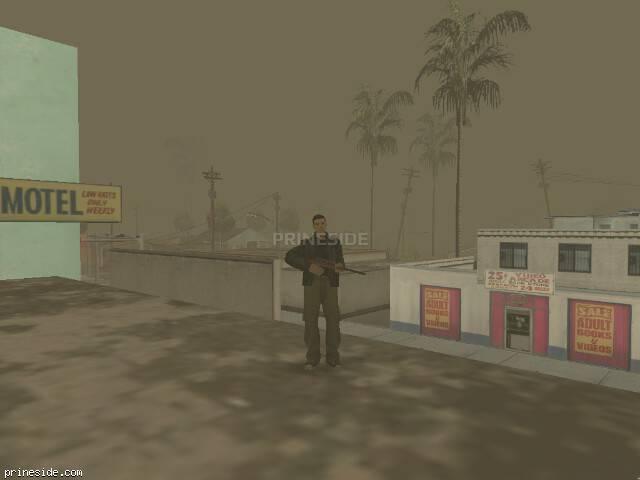 Просмотр погоды GTA San Andreas с ID -191 в 14 часов