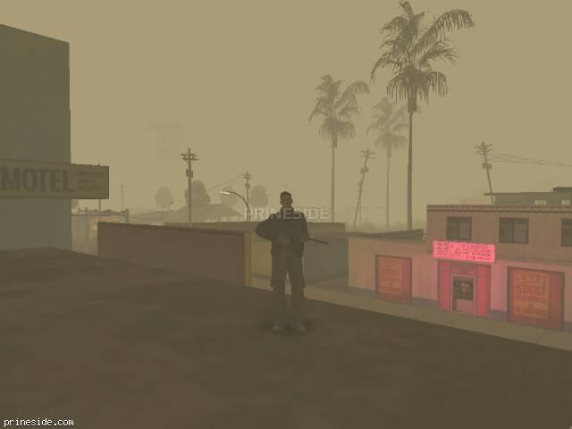 Просмотр погоды GTA San Andreas с ID 65 в 1 часов