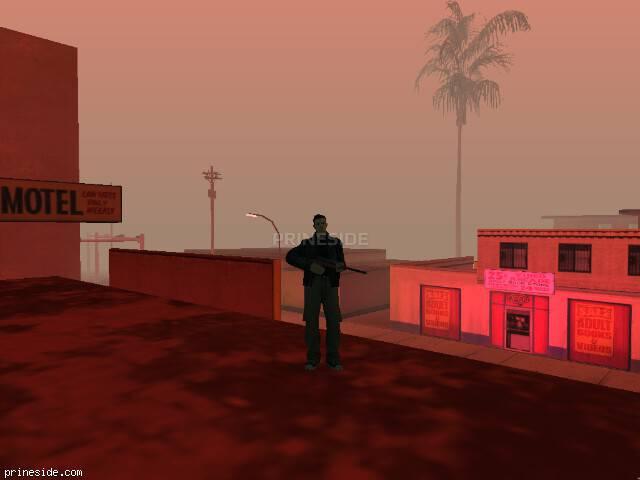 Просмотр погоды GTA San Andreas с ID 65 в 23 часов