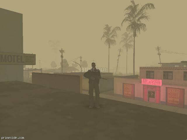 Просмотр погоды GTA San Andreas с ID 65 в 2 часов