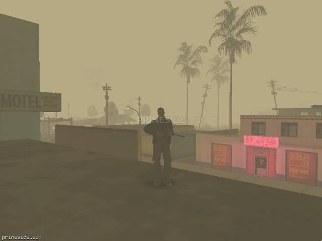 Просмотр погоды GTA San Andreas с ID 65 в 3 часов