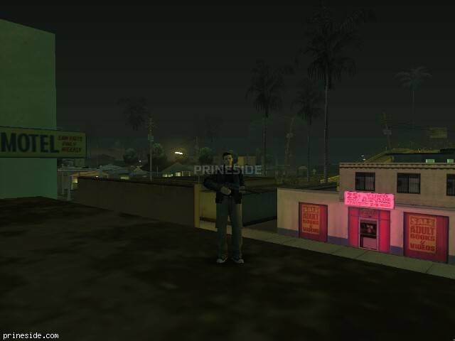 GTA San Andreas weather ID 322 at 0 hours