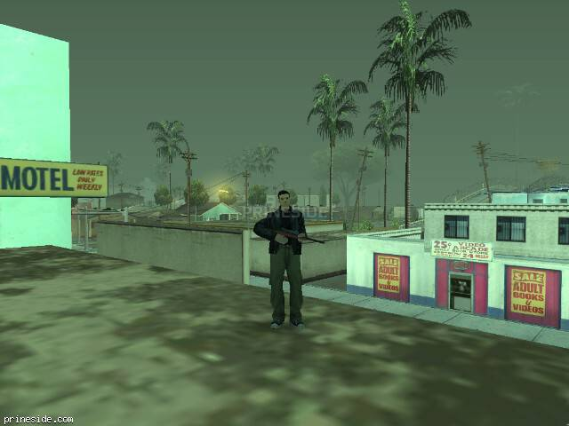 GTA San Andreas weather ID -702 at 10 hours