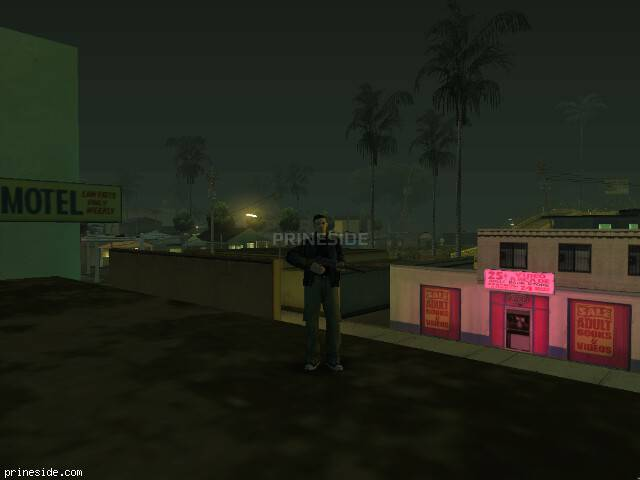 GTA San Andreas weather ID -702 at 1 hours
