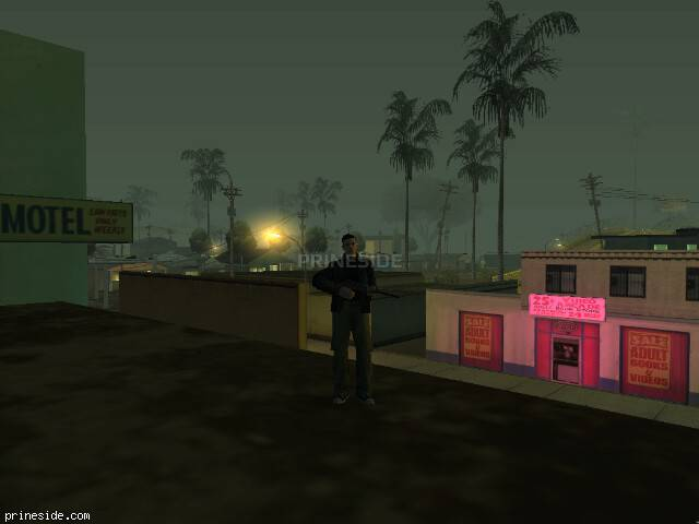 GTA San Andreas weather ID -446 at 5 hours