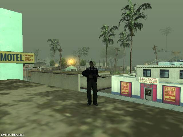 GTA San Andreas weather ID 322 at 7 hours