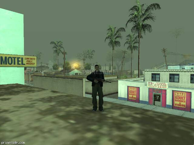 GTA San Andreas weather ID 66 at 8 hours