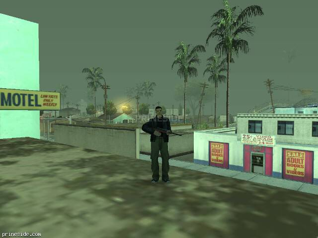 GTA San Andreas weather ID 66 at 9 hours