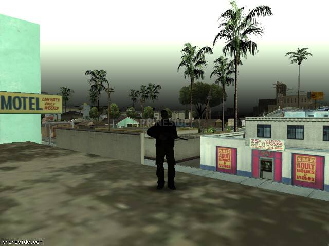 GTA San Andreas weather ID 67 at 16 hours