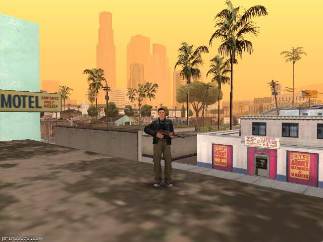 GTA San Andreas weather ID -697 at 12 hours