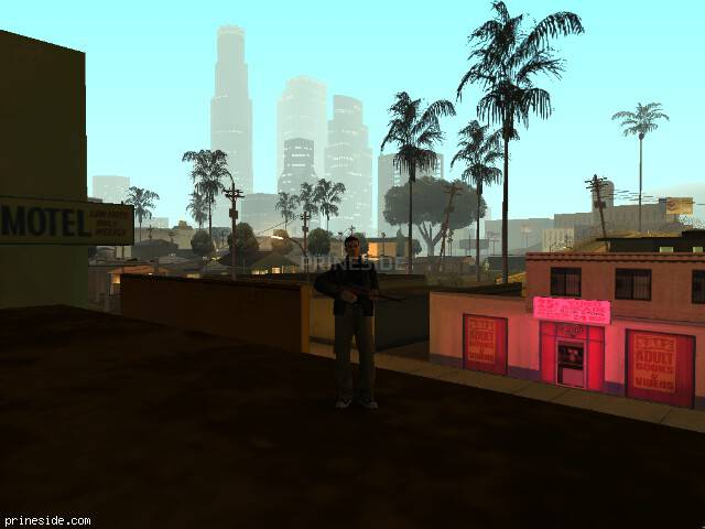 GTA San Andreas weather ID 71 at 2 hours