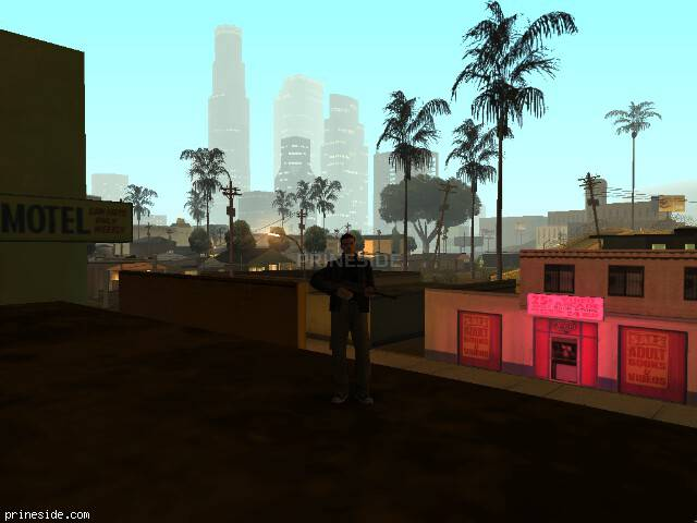 GTA San Andreas weather ID 71 at 3 hours