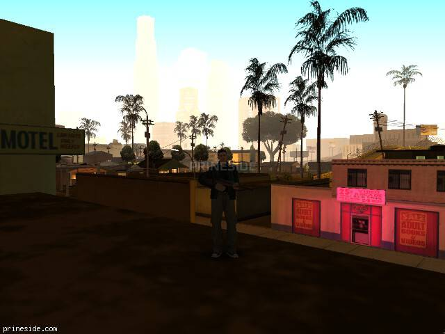 GTA San Andreas weather ID 72 at 1 hours