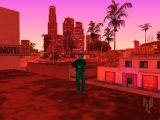 GTA San Andreas weather ID -696 at 22 hours