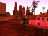 GTA San Andreas weather ID -696 at 23 hours