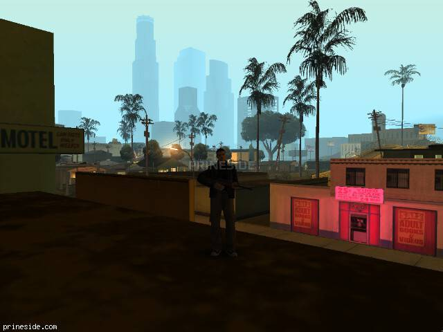GTA San Andreas weather ID 328 at 6 hours
