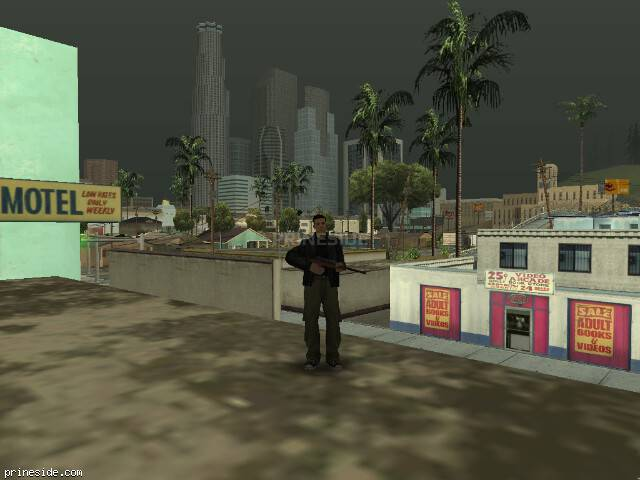 GTA San Andreas weather ID 76 at 12 hours