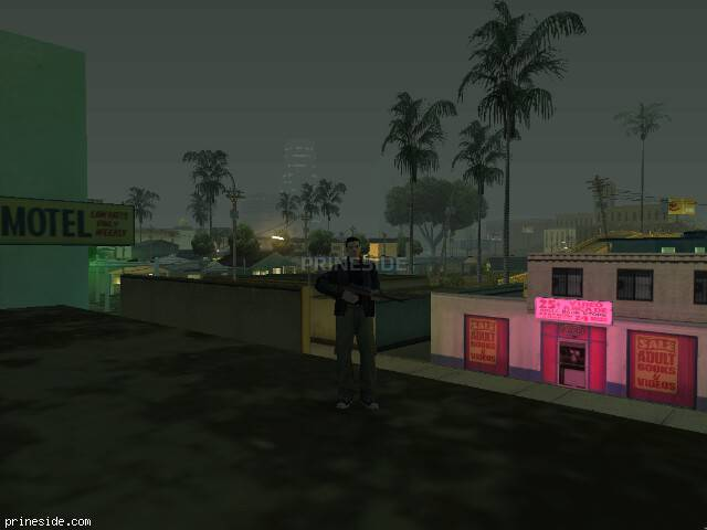 GTA San Andreas weather ID 77 at 0 hours